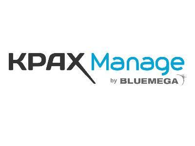 Mise à jour de KPAX Manage
