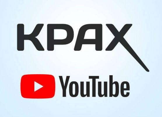 KPAX a sa chaîne Youtube