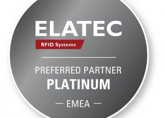 Partenaire Platinum Elatec