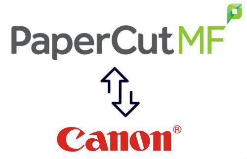 Compatibilité PaperCut MF sur les MFP Canon 😊