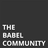 logo babel community